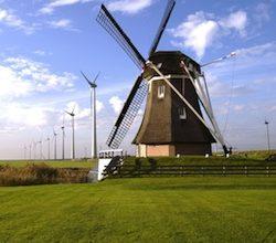 Don Quichote herleeft in de energieke samenleving